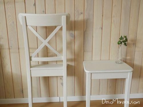 Reciclar muebles con otro uso reciclaje creativo de una vieja silla 12