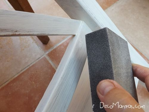 Reciclar muebles con otro uso reciclaje creativo de una vieja silla 13