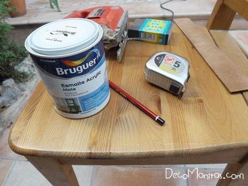 Reciclar muebles con otro uso reciclaje creativo de una vieja silla 2