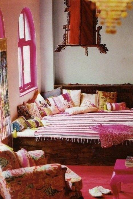 20 ideas para una decoración árabe bohemia 5