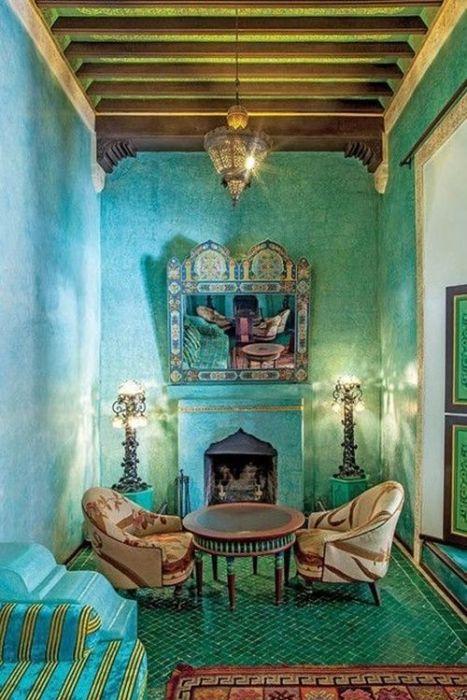 20 ideas para una decoración árabe bohemia 9