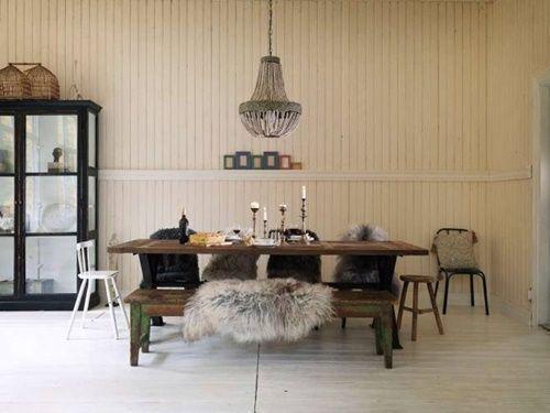 Casas con encanto casa boho chic en los bosques suecos 3