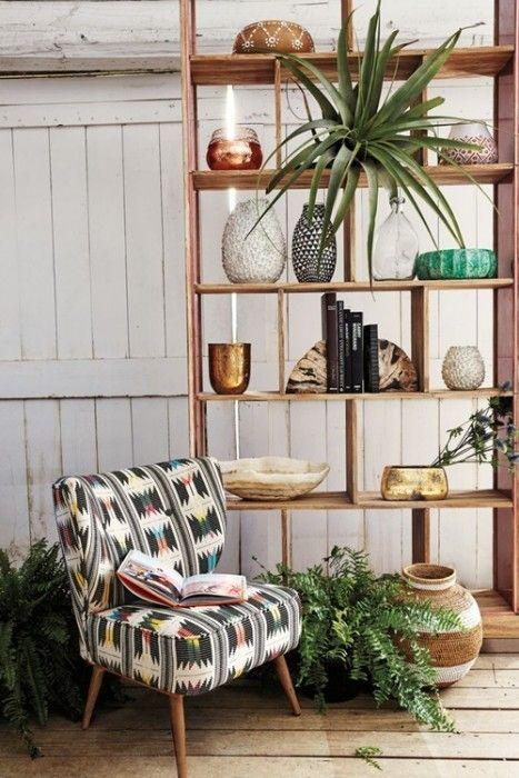 Los 25 rincones con plantas de interior más bellos de Pinterest 3