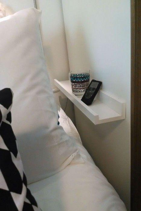 Buscas mesilla estrecha y original para tu cama La tenemos 2
