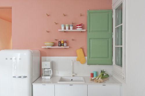 Casas con encanto reforma fuera tabiques de un piso en Barcelona 3