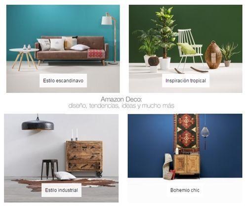 Decoracion vintage muebles con palets y reciclados ideas for Amazon decoracion pared