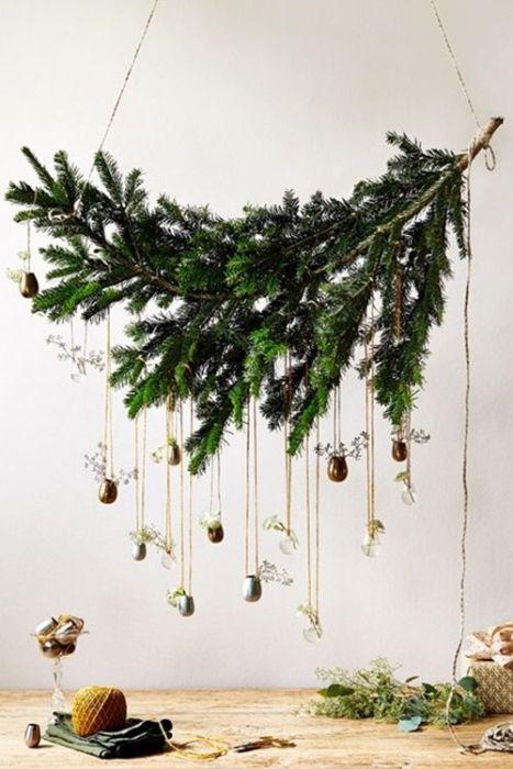 Decoración navideña original con (algunos) objetos inusuales 3