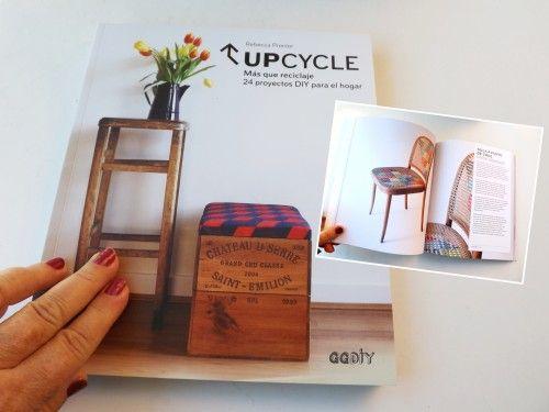 Ideas para reciclar y proyectos de decoración DIY en 2 geniales libros 2