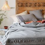 Los 25 dormitorios de estilo boho chic más bellos de Pinterest 23