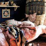 Los 25 dormitorios de estilo boho chic más bellos de Pinterest 3