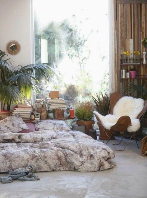 Los 25 dormitorios de estilo boho chic más bellos de Pinterest 5