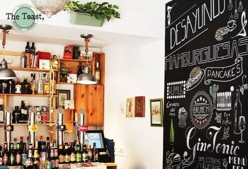 Sitios con encanto The Toast, un bistró vintage para sentirte en casa 1