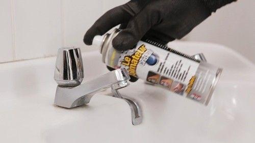 Impermeabilizar y pegar más fácil con el nuevo aerosol de El Reparador2