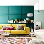 Colores para paredes intensos o ser audaz y pintar la casa con drama1