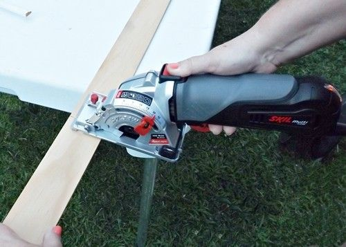 Sierra compacta multimaterial de skil para trabajos de - Trabajos de bricolaje ...