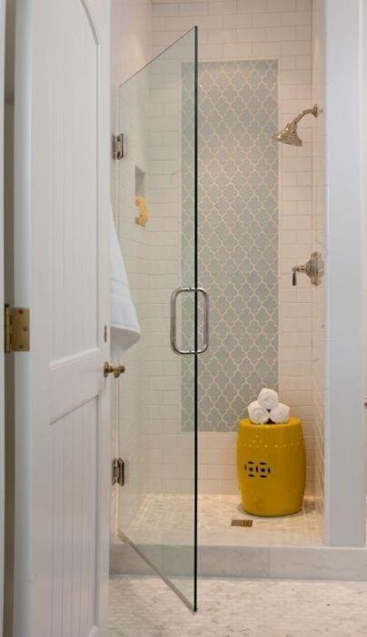 12 cuartos de baño con ducha de estilo vintage 12