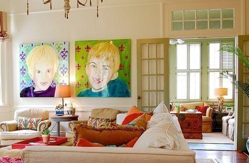 Casas con encanto ecléctico sin complejos en Nueva Orleans 1