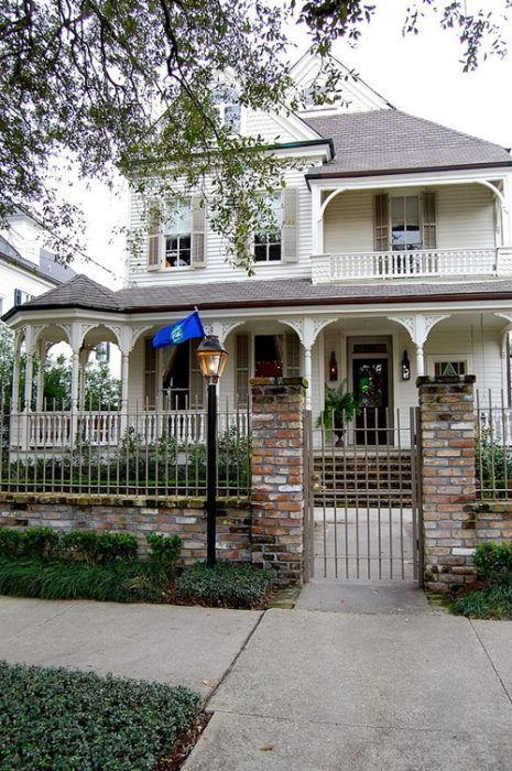 Casas con encanto ecléctico sin complejos en Nueva Orleans 12