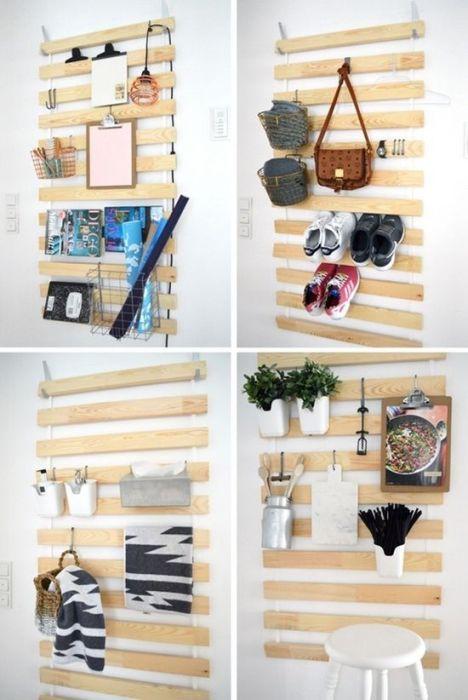 Tunear muebles ikea 5 ideas originales con un somier de lamas 3