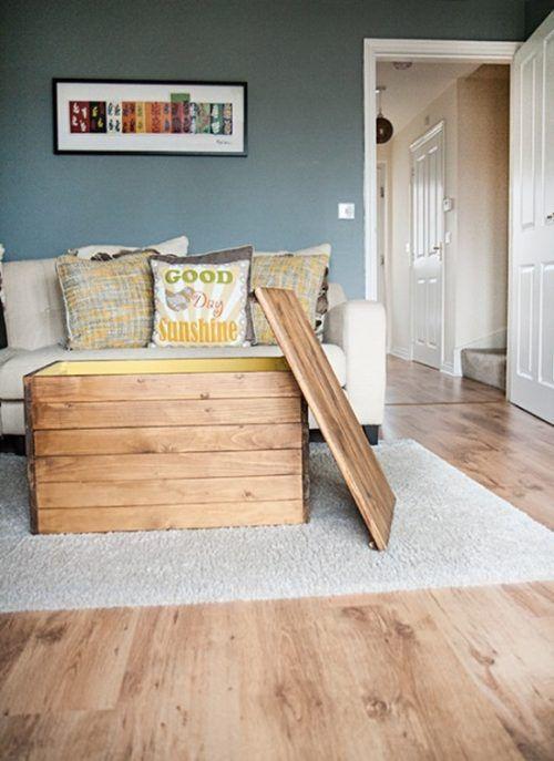 Tunear muebles ikea 5 ideas originales con un somier de lamas 4