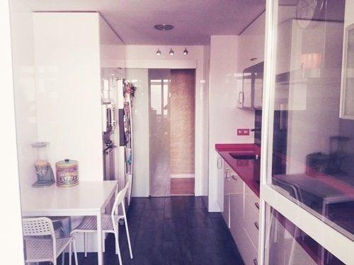 Casas con encanto piso pequeño con decoración boho chic singular 10