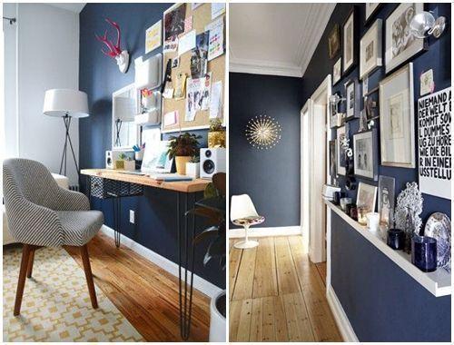 Como pintar un apartamento moderno tendencias 15