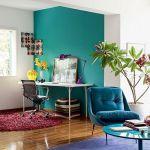 Colores para paredes: cómo pintar un apartamento moderno