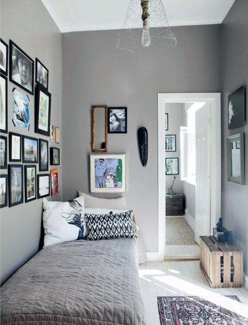 Colores para paredes c mo pintar un apartamento moderno for Combinacion de colores para pintar un cuarto