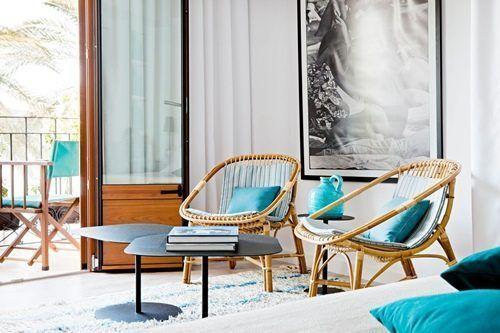 Casas con encanto dolce vita en un apartamento de 40 m2 en Ibiza 2