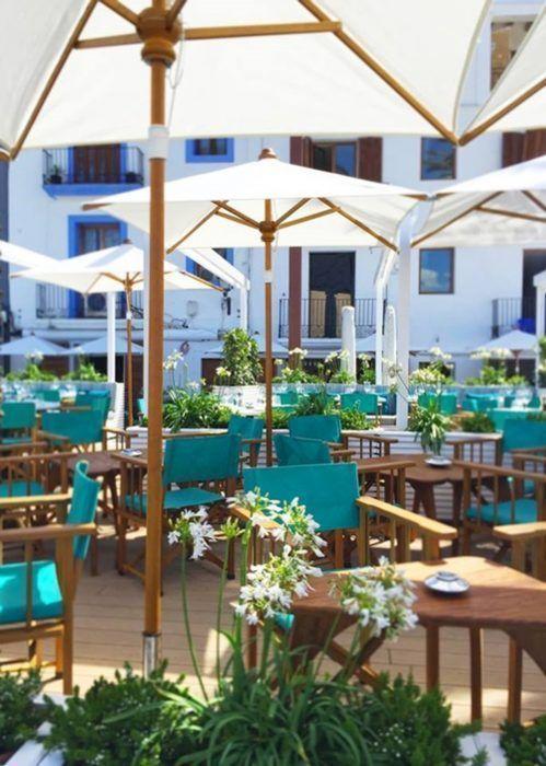Casas con encanto dolce vita en un apartamento de 40 m2 en Ibiza 7