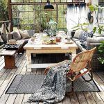 Prolongar el uso de los muebles de exterior más allá del verano