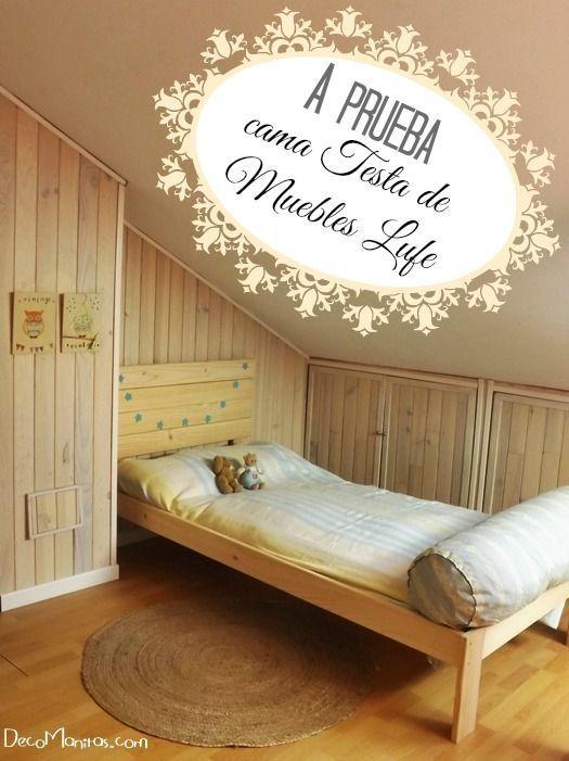 Cabeceros de cama decomanitas - Cabeceros de cama en madera ...