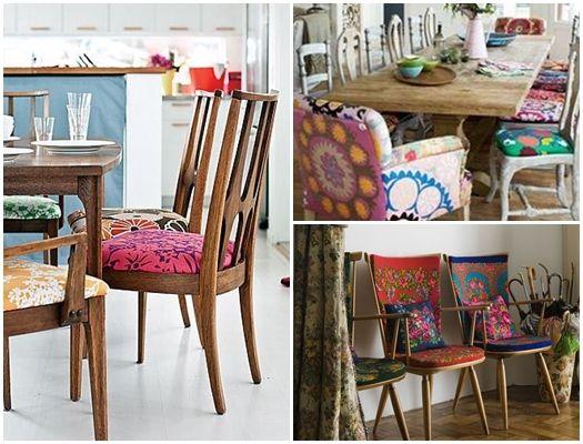 Ideas para decorar un sal n c mo elegir sillas ideales para cada estilo - Sillas para salon ...