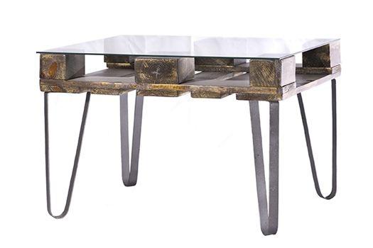 Mesa de palets para comedor, un modelo exclusivo de Itepal Design.