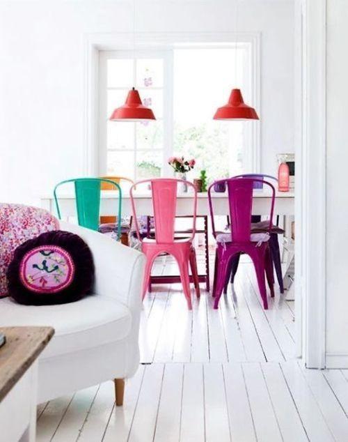 6 sillas de dise o moderno baratas para personalizar la for Sillas de diseno baratas