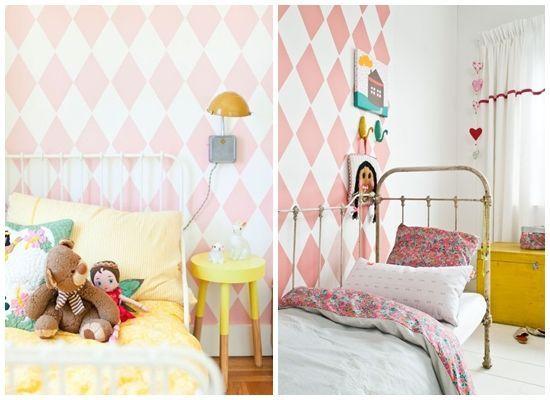 Ideas para decorar habitaciones infantiles originales con - Habitaciones infantiles con encanto ...