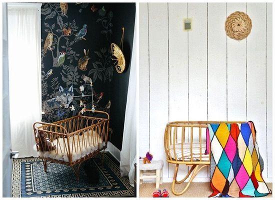 Ideas para decorar habitaciones infantiles originales con chispa y DIY
