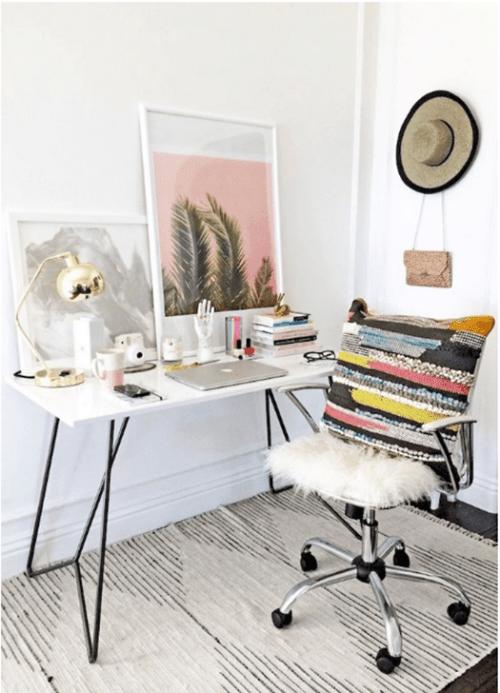 Decoracion vintage muebles con palets y reciclados ideas for Sillas para trabajar