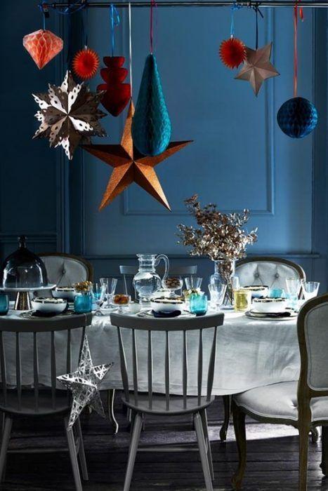 Mesas de comedor bellas y eclécticas para disfrutar la Navidad y los momentos especiales.