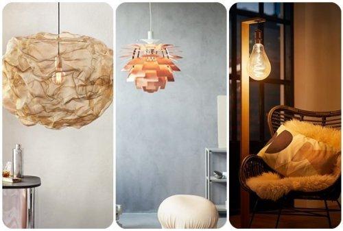 Preciosas y originales piezas: lámparas vintage para deorar tu casa con estilo.