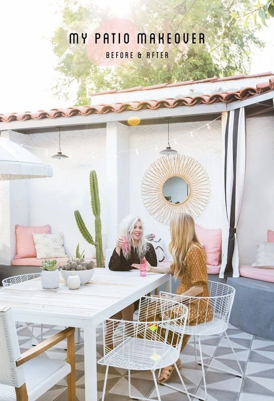 Personaliza tu espacio al aire libre con tu conjunto de jardín favorito