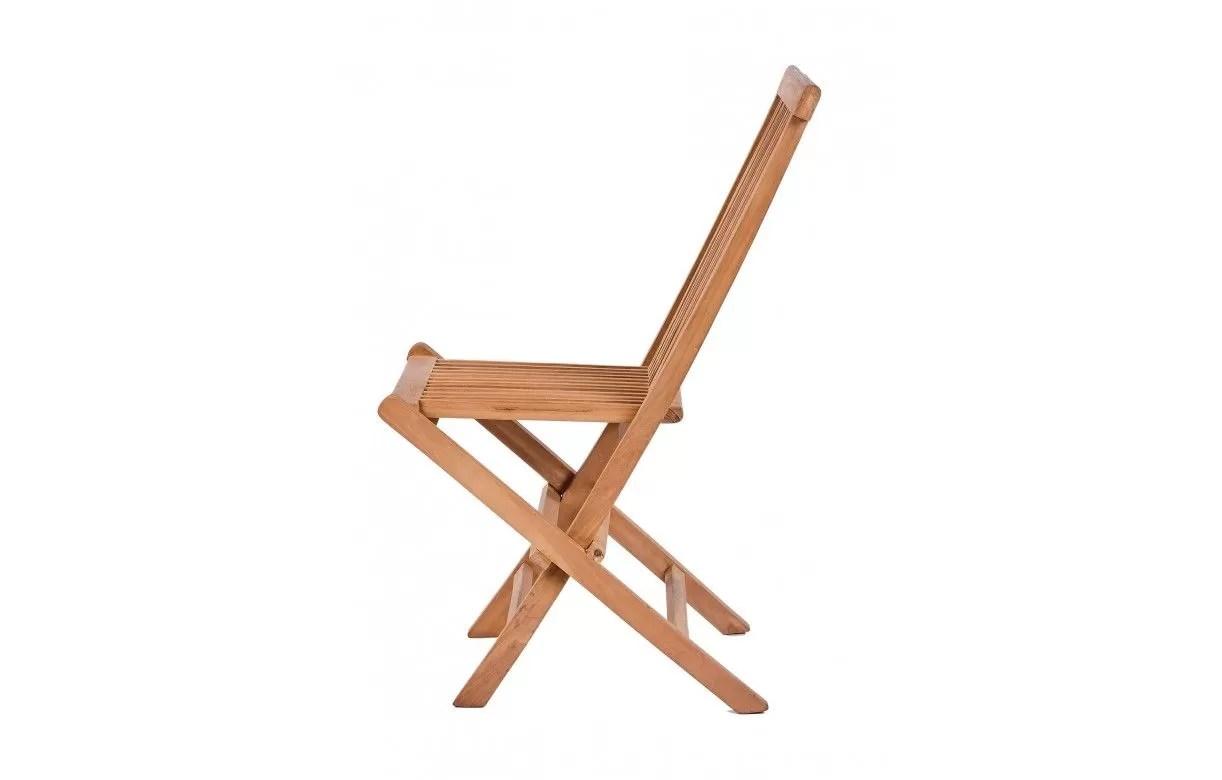 table et 6 chaises jardin bois massif