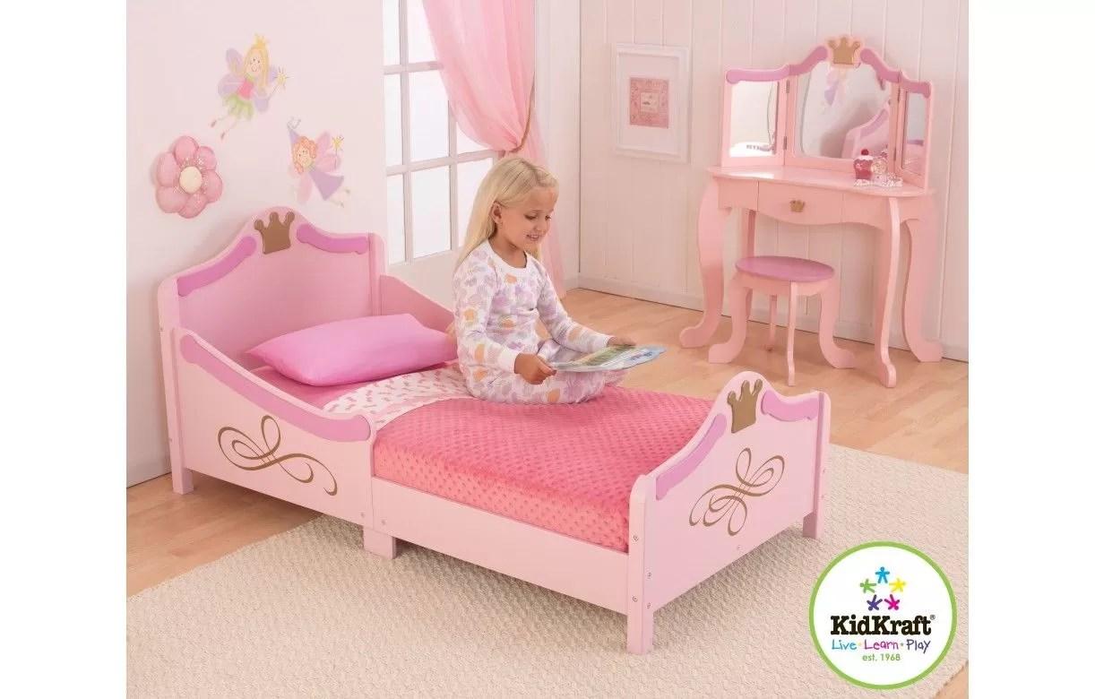 Lit Petite Fille Rose Princesse Kidkraft 76139