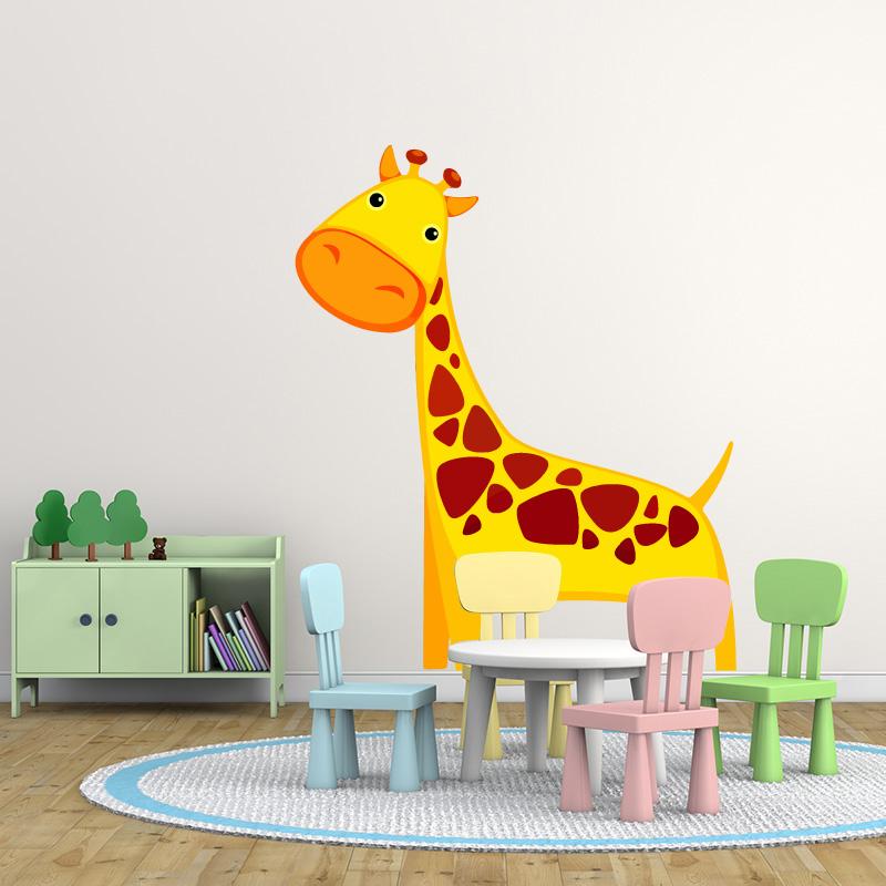 stickers muraux pour chambre enfant