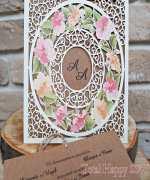 Invitatie de nunta cod 5541 din Catalogul Concept