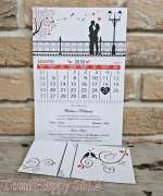 Invitatie de nunta cod 5512 din Catalogul Concept