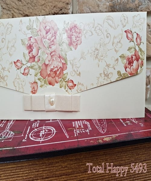 Invitatie de nunta cod 5493 din Catalogul Concept