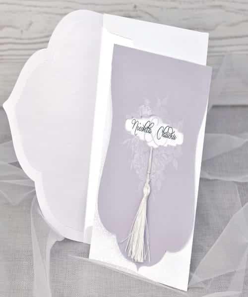 Invitatie de nunta cod 39345 din Catalogul Emma