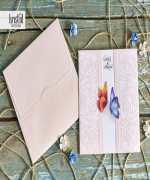 Invitatie de nunta cod 70265 din Catalogul Kristal Boutique