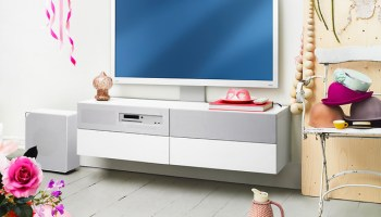 Cuadros Grandes De Ikea.Solutions Pour Cacher La Tele Deconome